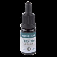 CBD Olie Bio 10% | MediHemp |